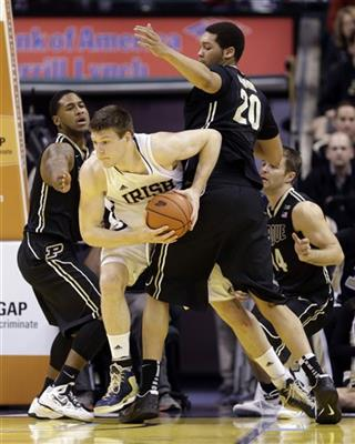 A.J. Hammons, Terone Johnson, Jack Cooley