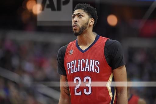 Pelicans' Davis relishing chance to play All-Star host