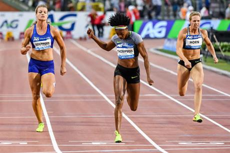 Belgium Athletics Diamond League