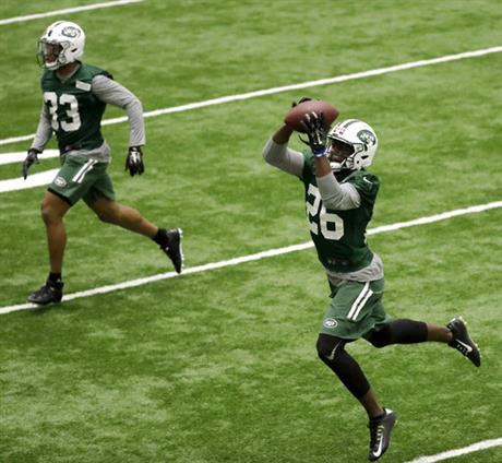 Jets Safeties First Football