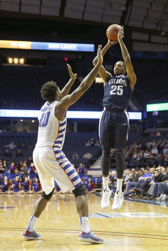 Mikal Bridges, Tre'Darius McCallum
