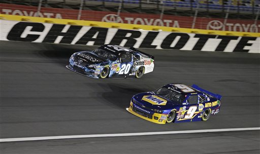 Chase Elliott, Matt Kenseth