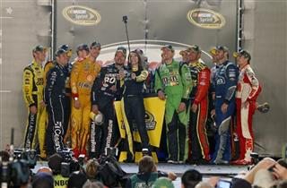 NASCAR Sprint Cup Series Federated Auto Parts 400