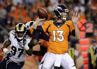 Rams Broncos Football