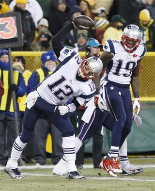 Tom Brady, Brandon LaFell