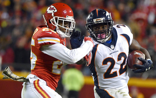 Kenneth Acker, C.J. Anderson