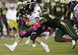 Cincinnati South Florida Football