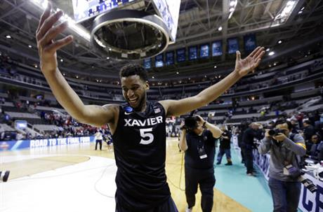 APTOPIX NCAA Xavier Arizona Basketball