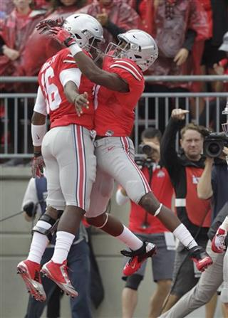 Michael Thomas, J.T. Barrett