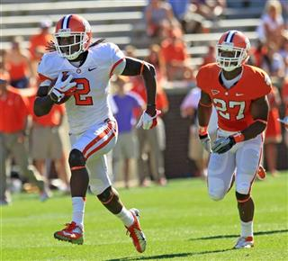Sammy Watkins, Robert Smith