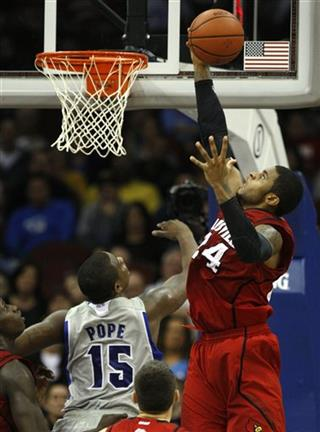 Chane Behanan, Herb Pope