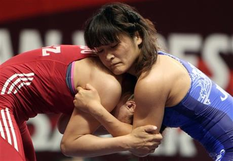 Olympic Preview Wrestling