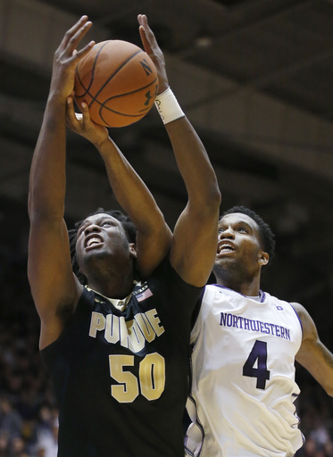 Caleb Swanigan, Vic Law