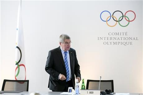 Switzerland Olympic Doping Summit