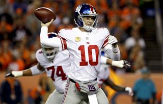Giants Broncos Football