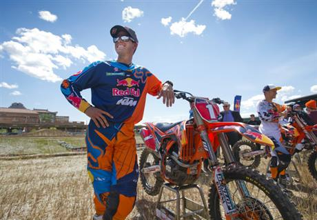 Fearless Dungey Motocross