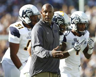Kent State Haynes Fired football