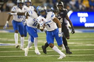 Memphis Tulsa Football