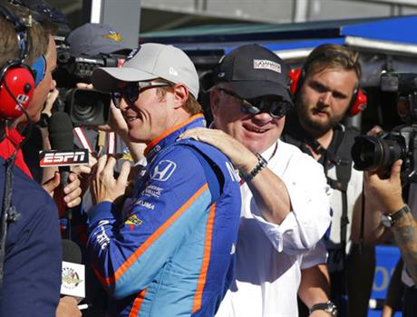 Scott Dixon, Chip Ganassi