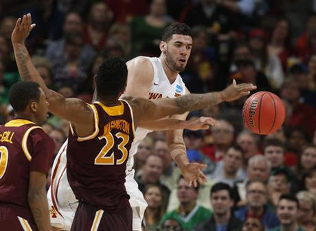 Georges Niang, Jordan Washington