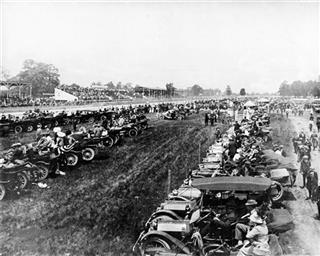 Indy 500 1913 Countdown Race 3 Auto Racing