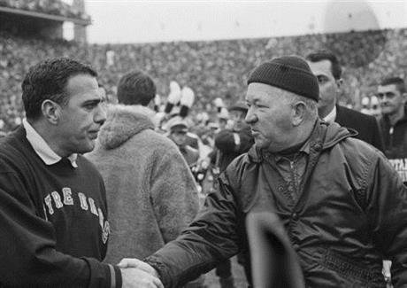 All-Time AP Poll 1960s Football