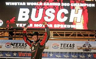 NASCAR Trucks Texas Auto Racing