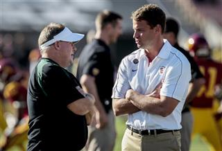 Lane Kiffin, Chip Kelly