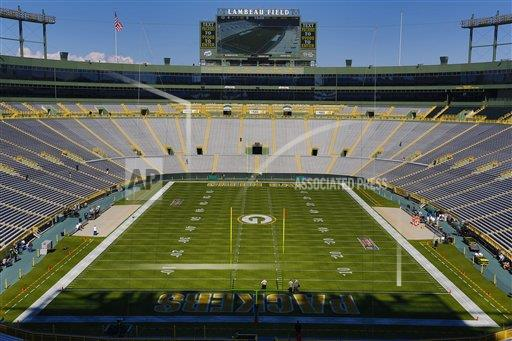Nfl Stadiums Green Bay Packers Buy Photos Ap Images Collections
