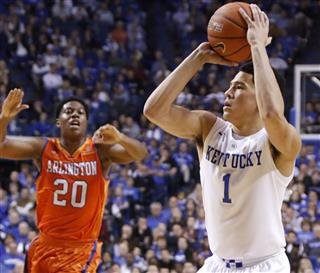 Devin Booker, Julien Harris