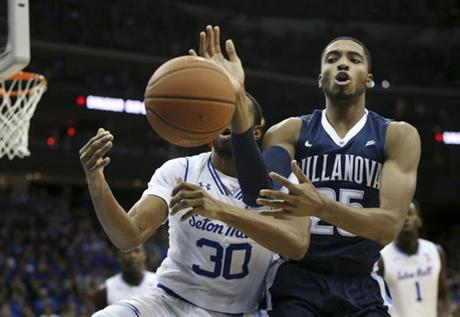 Mikal Bridges, Madison Jones