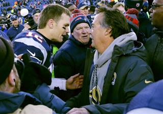 Tom Brady, Jeff Fisher