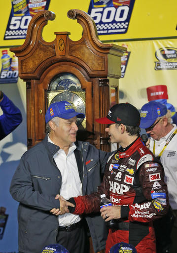 Jeff Gordon, Clay Campbell