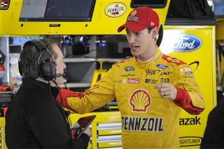 Joey Logano, Folds of Honor Quicktrip 500