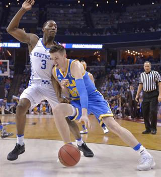 NCAA UCLA Kentucky Basketball