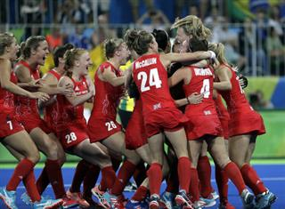 Rio Olympics Hockey Women