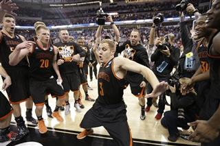 APTOPIX NCAA Mercer Duke Basketball