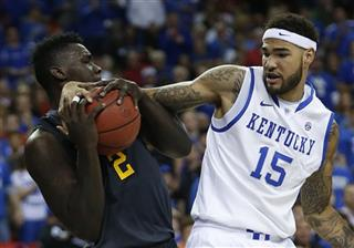 SEC LSU Kentucky Basketball