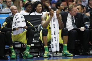 APTOPIX NCAA Oklahoma Oregon Basketball
