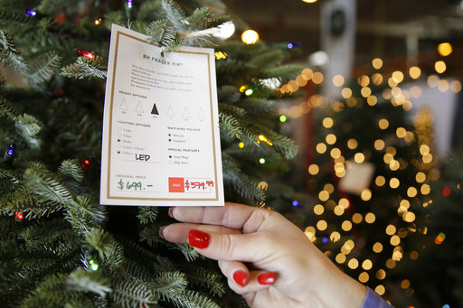Christmas tree farmers' campaign: Buy real, not artific