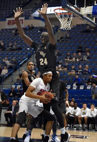 Tacko Fall, Ben Moore