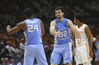 Luke Maye, Kenny Williams