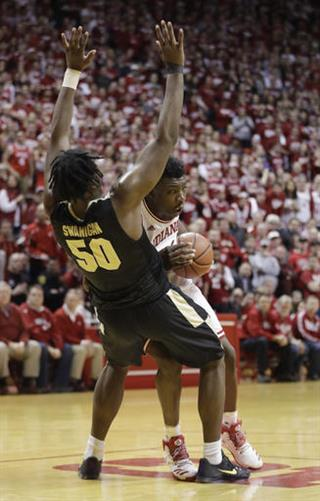 Purdue Indiana Basketball