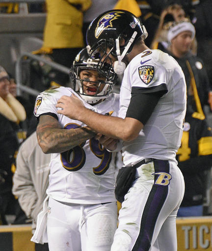 Steve Smith, Joe Flacco