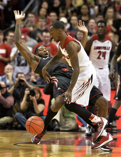 Russ Smith, Titus Rubles