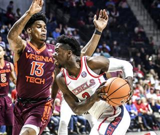 Virginia Tech Mississippi Basketball