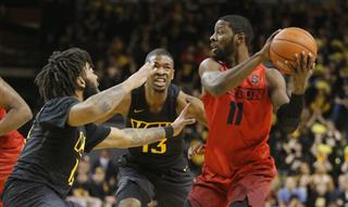 Dayton VCU Basketball