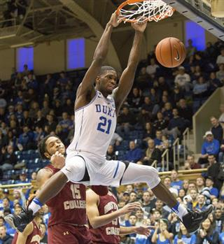 Amile Jefferson, Mo Jeffers