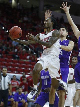 High Point NC State Basketball