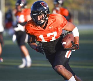 Oregon St Hodgins Starts Football